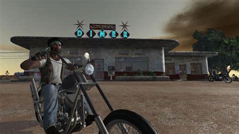 Motorrad Ritzel Spiel by Ride To Hell Preview Und Screenshots 60er Jahre Game