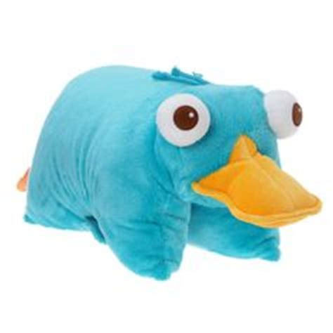 Tweety Bird Pillow Pet by Perry The Platypus Pillow Pet