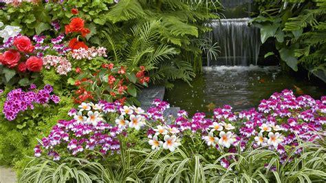 Flower Gardens Wallpapers Wallpaper Cave Flower Gardens Wallpapers
