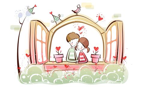 cartoon wallpaper about love cartoon love wallpaper wallpaper high definition high