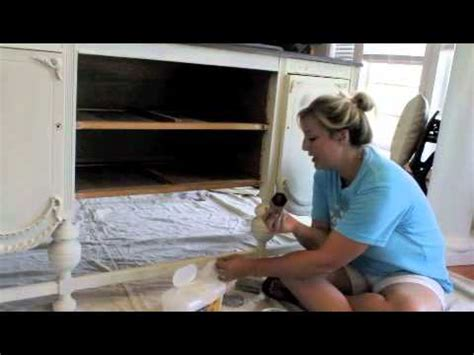 chalk paint and wax tutorial chalk paint waxing how to wax furniture