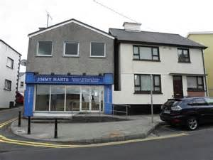 Insurance Letterkenny Jimmy Harte Insurance Office 169 Kenneth Allen Geograph Ireland