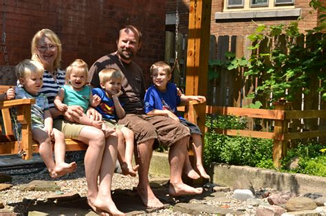 Backyard Family by Pesticide Free Yard In Parkside Is Kid Friendly Pretty