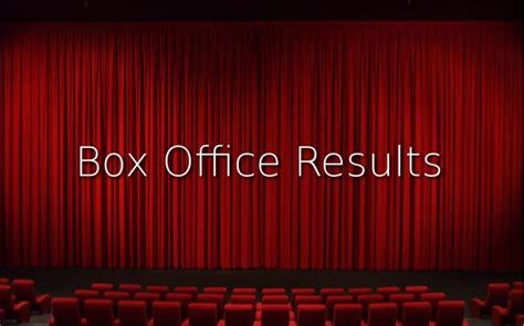 box office results 24 07 17