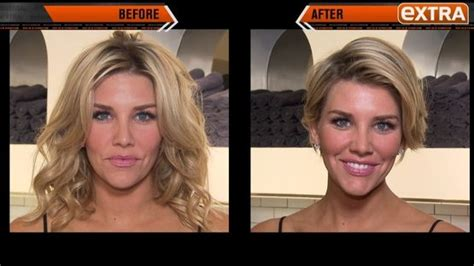 charissa thompson new haircut on extra tv get extra s charissa thompson new short pixie hair cut