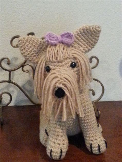 crochet yorkie 25 best ideas about yorkie dogs on teacup yorkie teacup and