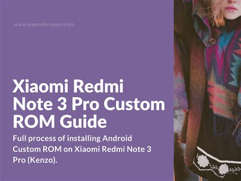 Redmi Note 3 Custom by Xiaomi Redmi Note 3 Pro Custom Rom Guide Xiaomi Firmware