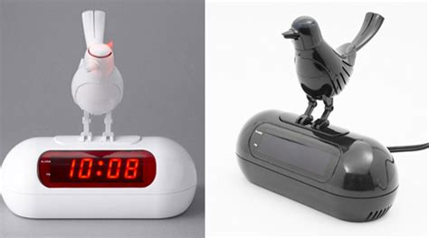 led bird alarm clock japan trend shop