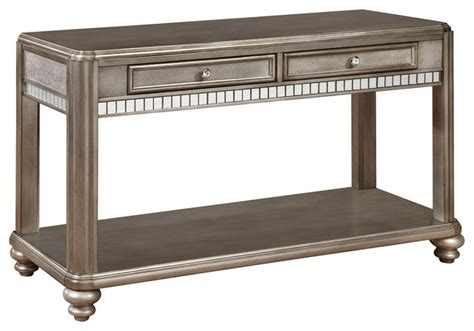 Uttermost Genesis Console Table Deborah Sofa Table Console Tables By Coaster