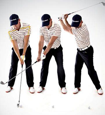 one piece golf swing pin by golf fitness tips on golf tips and golf drills