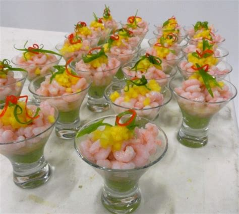 christmas themed hors d oeuvres catering bay shrimp hors d oeuvre