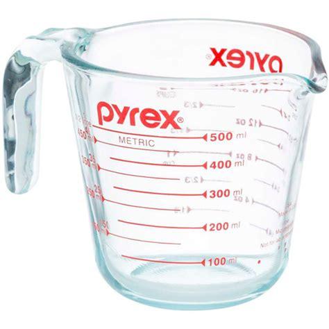 500 Ml Measuring Cup pyrex 500 ml measuring cup 16 oz