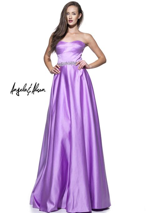 Primadonna Angela Pojok Lavender angela and alison prom 51033 angela and alison prom dresses pageant dresses