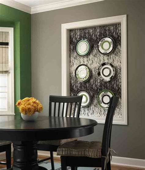 decorating walls ideas decorating ideas for a dining room wall room decorating