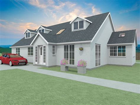 dormer bungalow 4 bedroom dormer bungalow plans the aconbury