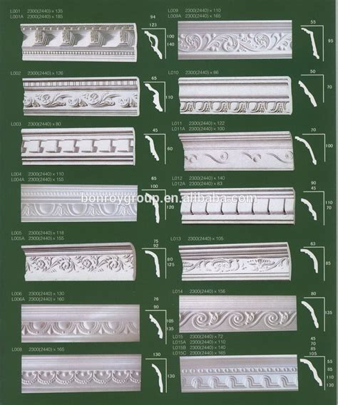 cornice designs white decorative gypsum corners for gypsum board ceiling