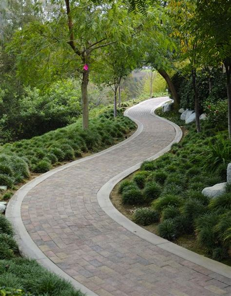 garden walkway paver walkway calimesa ca photo gallery landscaping