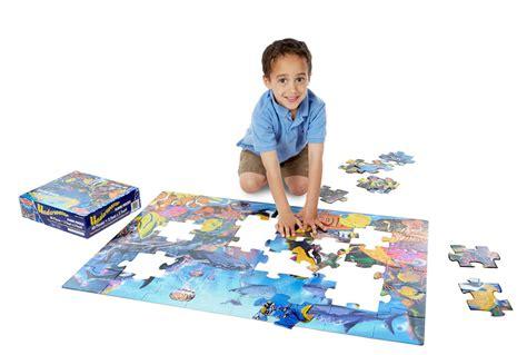 doug underwater floor puzzle