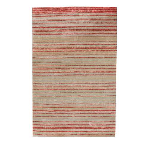 Stripe Jute Rug by Stripe Rug Wool Jute Bamboo 160x230cm Japan Lover The