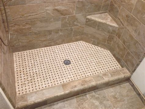 tile showers with bench wedge shaped brown wooden small bathroom bench for corner