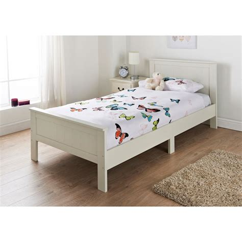 bunk beds with mattress included carmen single bed beds bedroom furniture b m stores