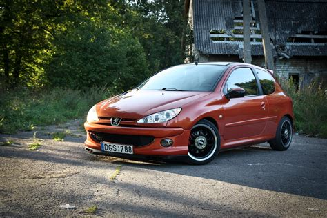 peugeot 206 modifications dovke 1999 peugeot 206 specs photos modification info at