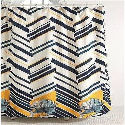 west elm zigzag curtain zigzag shower curtain west elm