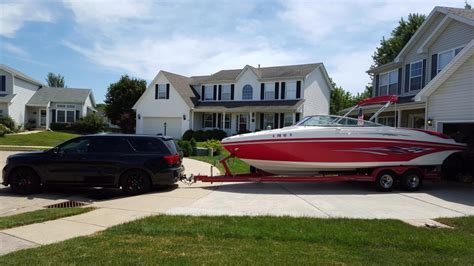 towing 30 foot boat towing a travel trailer with a 2013 durango r t with 5 7l hemi