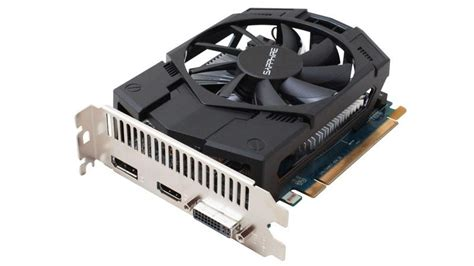 card graphics sapphire radeon r7 250x budget graphics card review pc