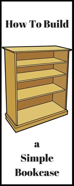 how to build a bookcase for beginners 1000 images about diy and crafts on pinterest best diy