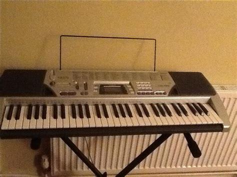 Baru Keyboard Casio Ctk 496 casio ctk 496 keyboard halesowen dudley