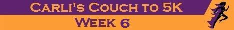 couch to 5k podcast download free week 6 c25k carli fierce running into shape
