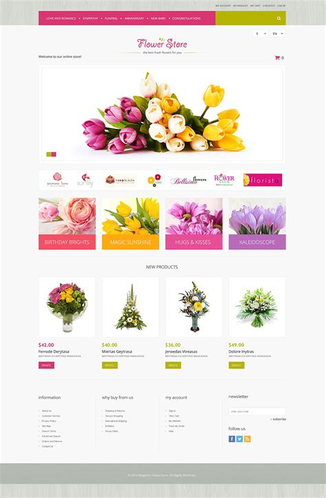 best magento template 20 best magento mobile responsive templates themes