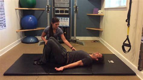 sahrmann abdominal exercises