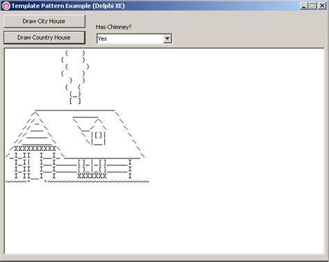 template pattern java exle delphi city 2 exe delphi 7 autos post