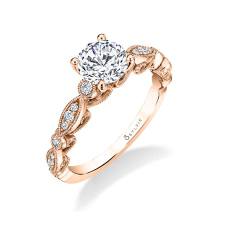 vintage engagement ring s1721 sylvie