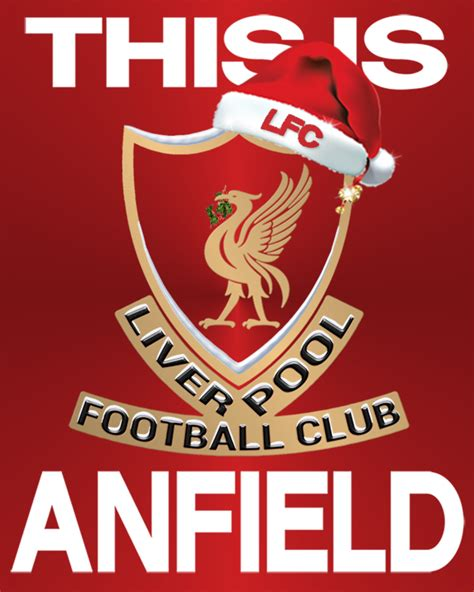 this is anfield merry christmas everybody by