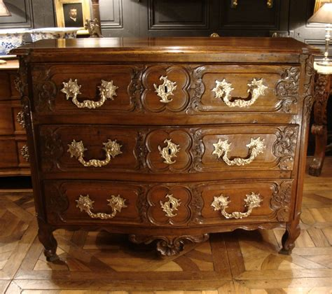 lade lamberger chest of drawer 18th century antiquiteiten in frankrijk