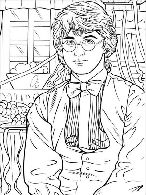 harry potter coloring page harry potter coloring pages and print harry