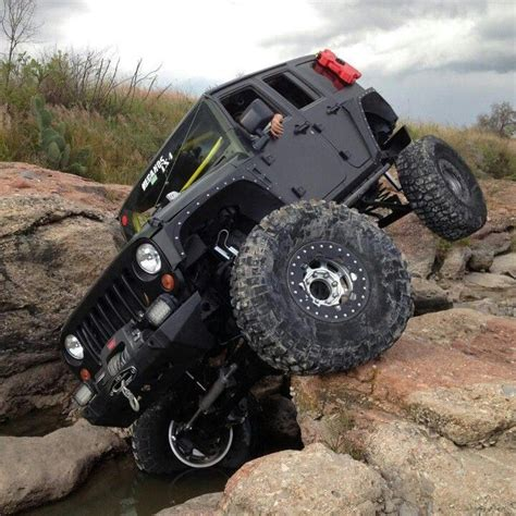 jeep rock crawler rc jk jeep rock crawling jeep pinterest