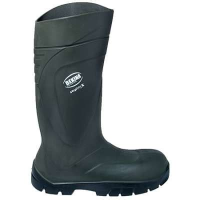 viking boots s steel toe rubber work boots x030g