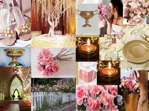 pink and gold wedding motif 301 moved permanently