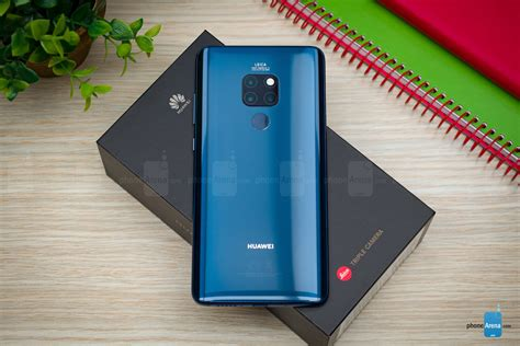huawei mate 20 review phonearena