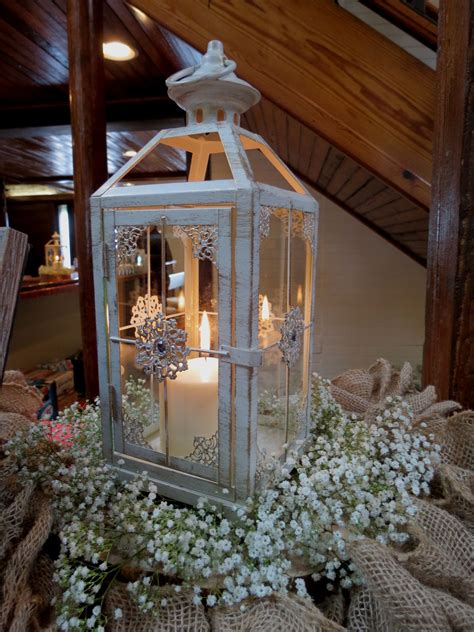 lanterns the wedding table centerpiece table