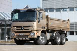 road construction package, and also the Mercedes PowerShift Offroad