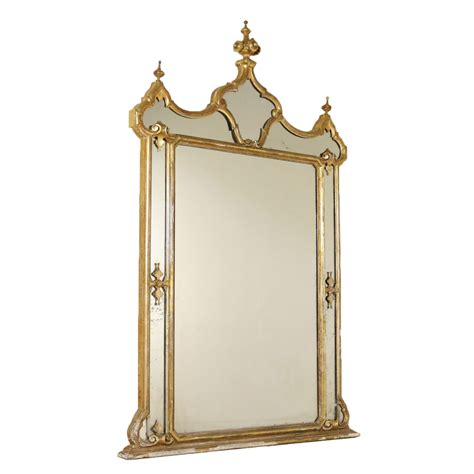 cornici antiquariato specchiera neogotica specchi e cornici antiquariato