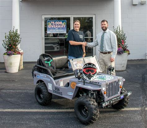 Mini Jeep Mini Jeep Awarded At Second Annual Boo B Q Cape Gazette