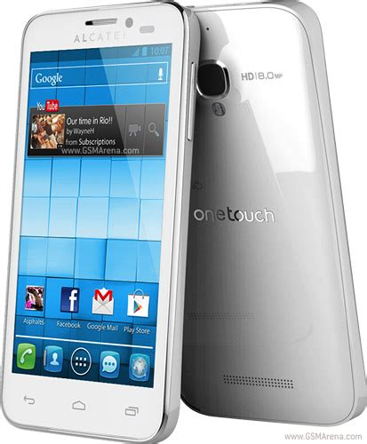 Hp Alcatel X Scribe alcatel one touch snap pictures official photos