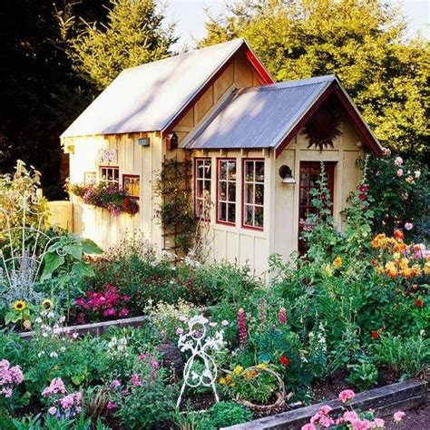 cottage garden sheds cottage garden shed outbuildings