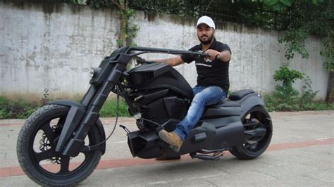 Modification Bikes In India by Modified Bike Pictures In India Hobbiesxstyle